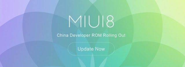 Xiaomi releases MIUI 8 China Developer ROM along with its changelog