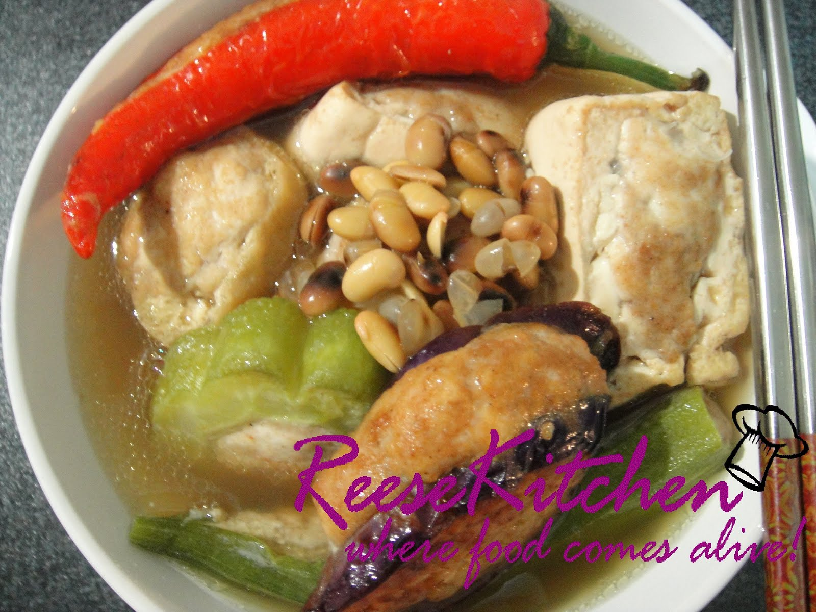 Soup Recipe Yong Tau Foo Soup Recipe