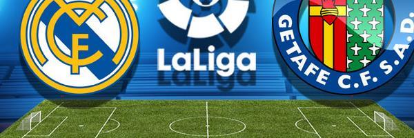 ريال مدريد يحقق الفوز الأول بالدورى الإسبانى على حساب خيتافي