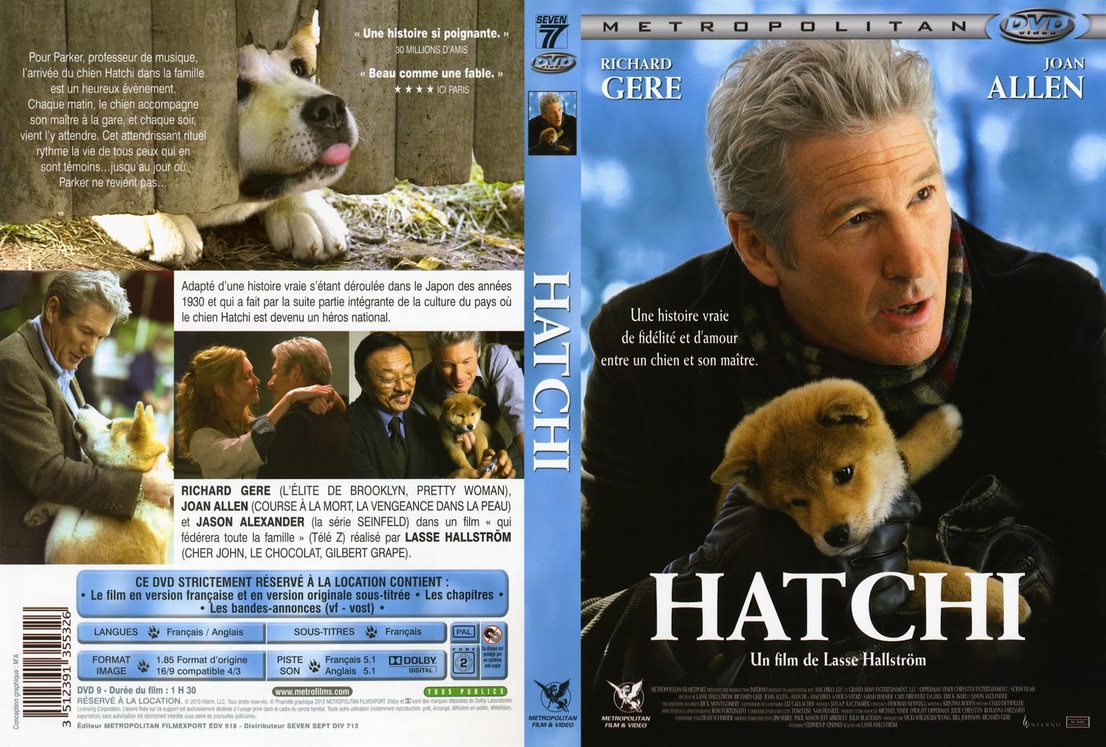 JAQUETTE DVD: Jaquette Dvd Hatchi