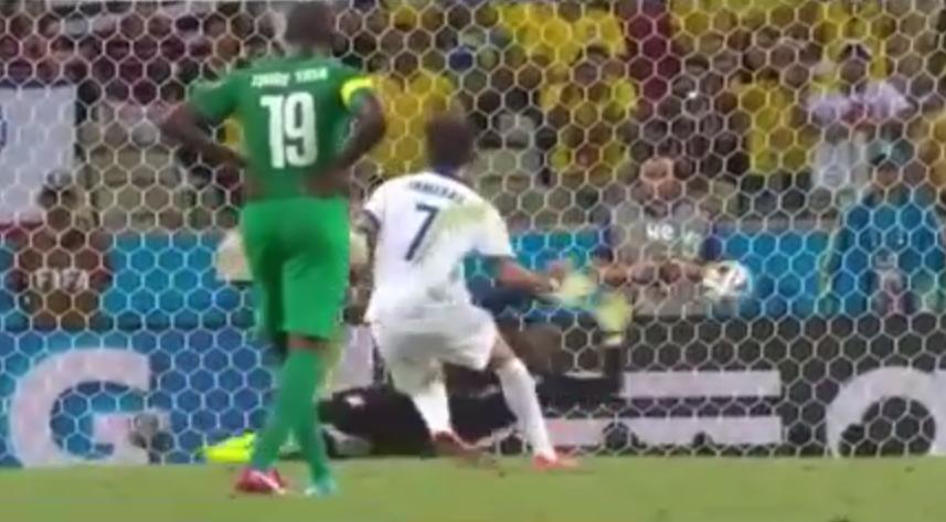 Βίντεο: Το γκολ του Σαμαρά σε όλες τις γλώσσες!
