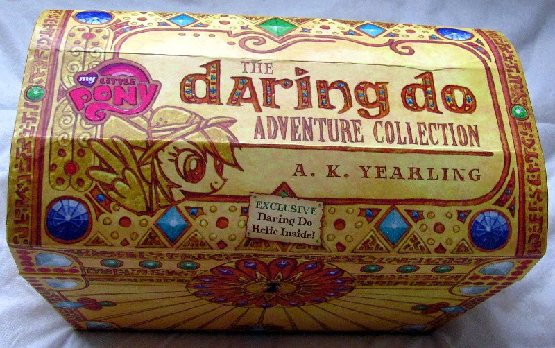 Daring Do Adventure Collection box set