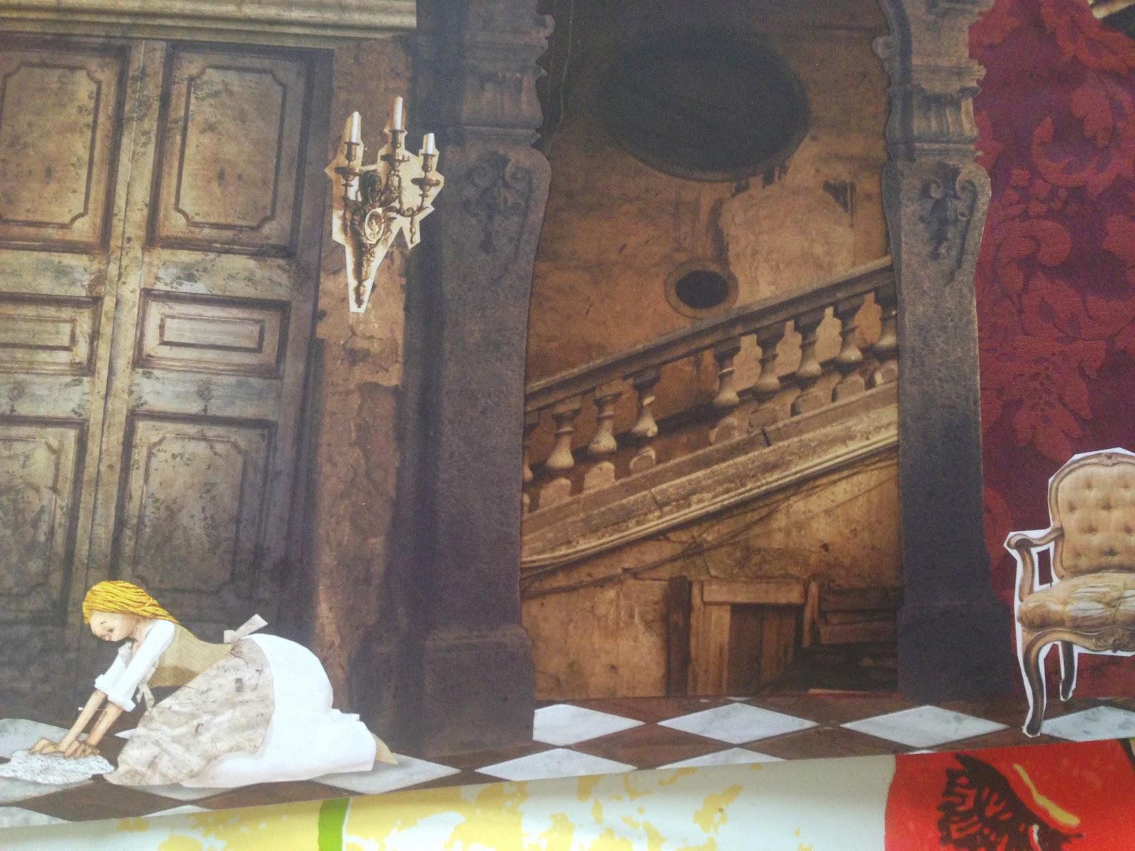 Piccoli viaggi musicali la cenerentola 4 il libro for Piccoli piani di casa espandibili
