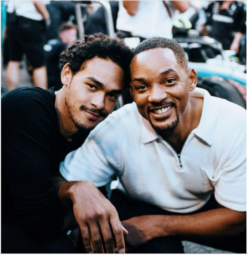 Will Smith gets teary as he talks about his oldest son Trey, reveals they 'struggled' for years after he divorced his mother (Video)