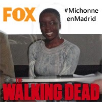 Michonne en Madrid: Video-Crónica del evento fan de Fox TV