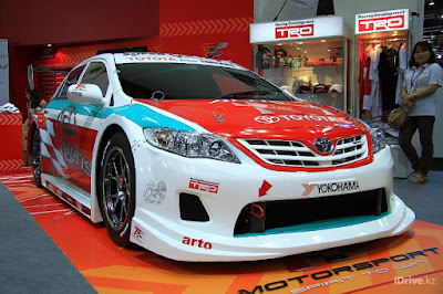 Toyota Corolla Altis Sport