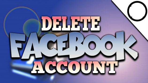 Delete a facebook account completely