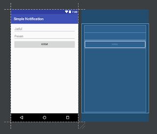Membuat Aplikasi Android Notifikasi Sederhana Menggunakan Android Studio