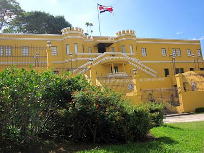 Cuartel Bellavista en Costa Rica
