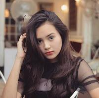 Biodata pemeran Meira di film rompis roman picisan 2018