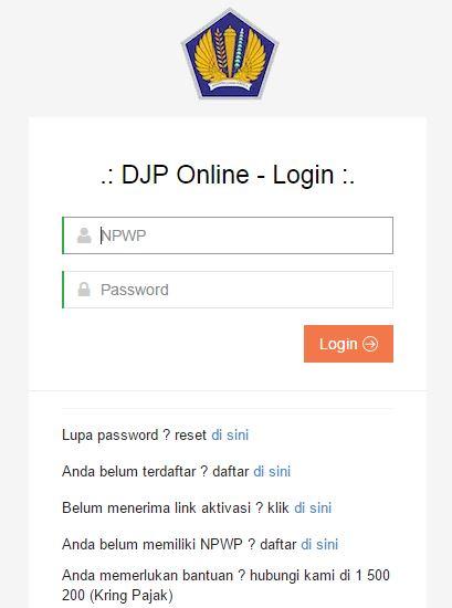 Cara Daftar E-Filing Untuk Laporan SPT Tahunan Pajak Online