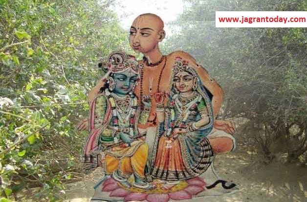 Dhurpad Janak Haridaas Ji ki Smaadhi