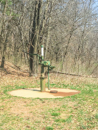 Water Pump in the Brooklyn State Wildlife Area