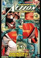 Action Comics #18 Cover