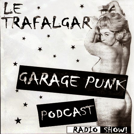 Le Trafalgar Garage Podcast