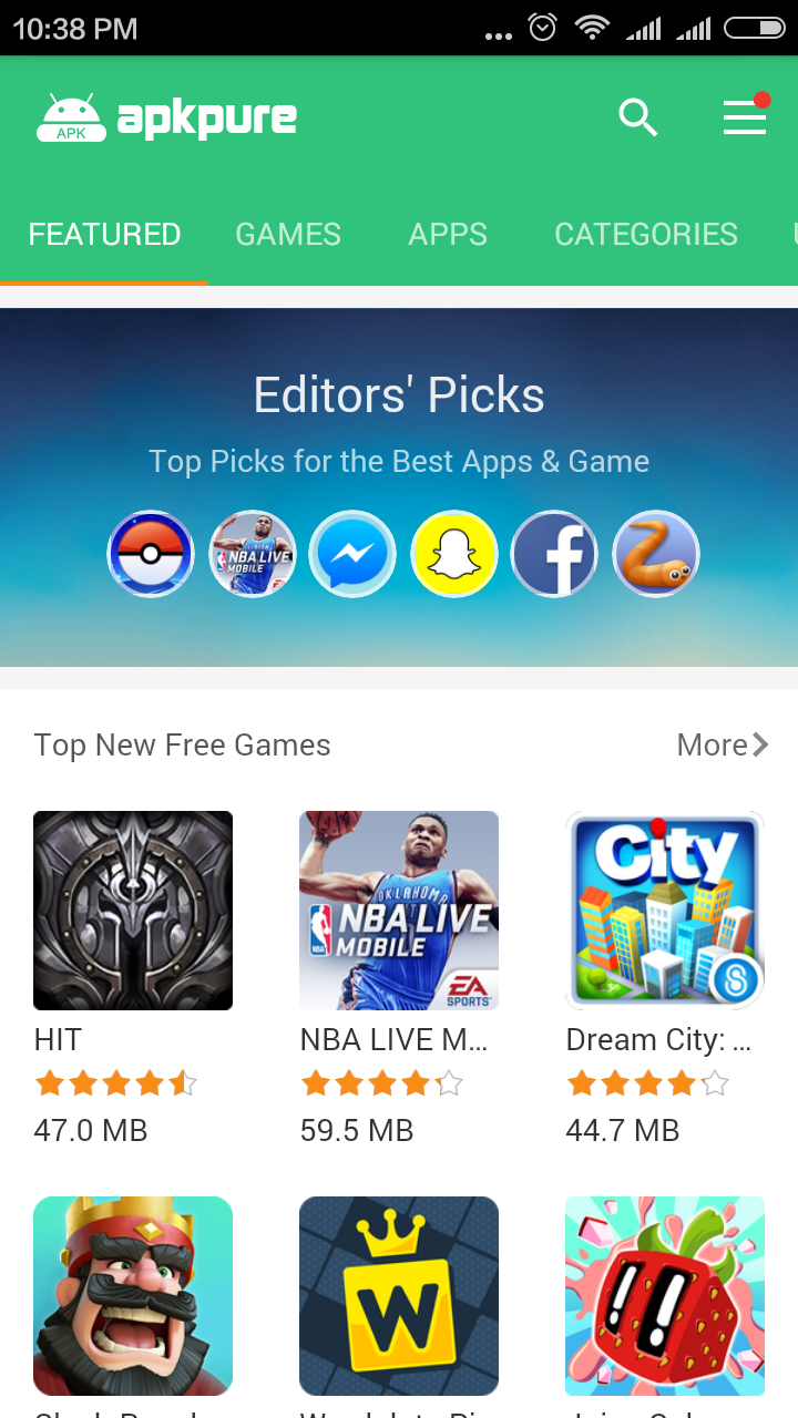 app store download apk pure