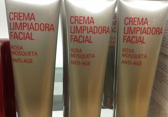 Crema Limpiadira facial Mercadona