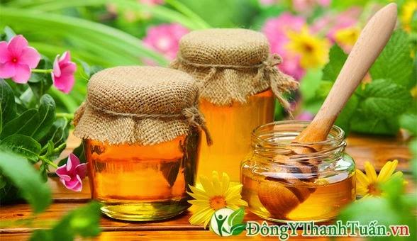 Chữa viêm loét dạ dày nên ăn nhiều mật ong