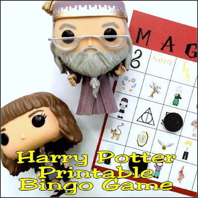 Play bingo at your next Harry Potter party with this printable bingo game.  Game includes all your favorite Hogwarts friends and magical items in 30 playing cards that will allow everyone in your Hogwarts house to play.  Print and play today for a fun evening in the commons tonight.