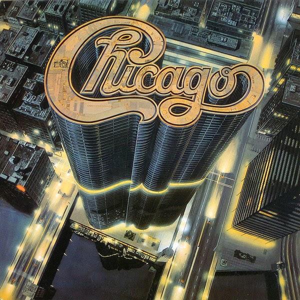 Chicago Album, Cover