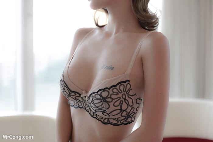 Image Korean-Model-Hwang-Barbie-MrCong.com-011 in post Người đẹp Hwang Barbie trong bộ ảnh nội y, bikini tháng 10/2017 (238 ảnh)