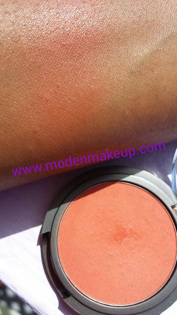 Make-up Designory 'Pumpkin' - www.modenmakeup.com
