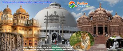 Apply e-Tourist Visa India