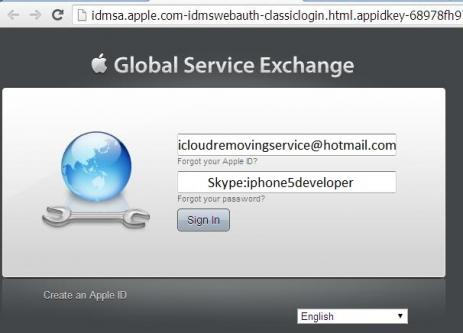 Apple Authorized GSX Server Account with Real Apple Certification