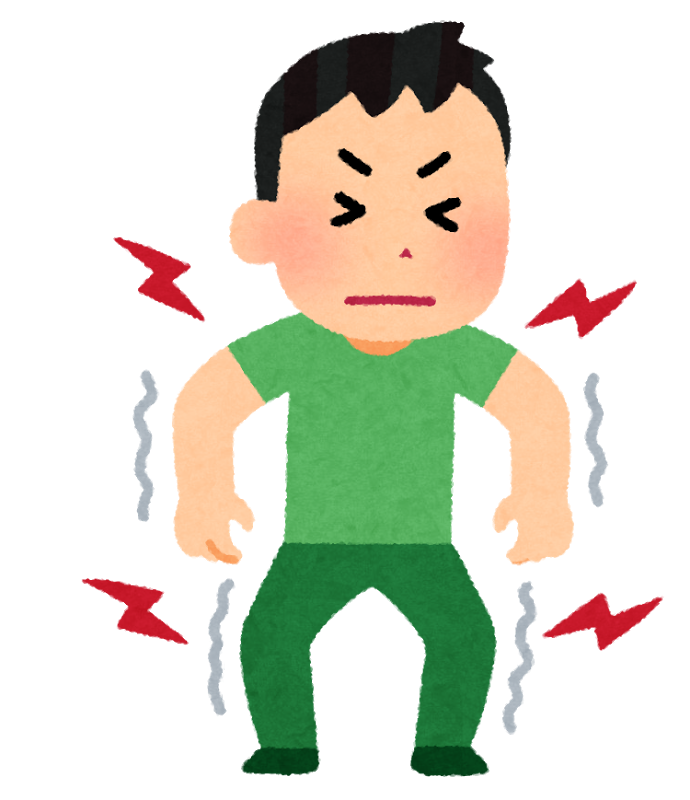 図:中枢性疼痛