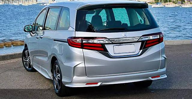 Honda Odyssey VTi-L 2017 review