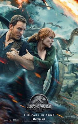 Jurassic World 2 Fallen Kingdom 2018 English HDCAM 480p 350MB