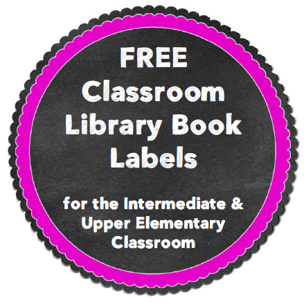 Teaching Blog Round Up: FREE Chalkboard Themed Labels