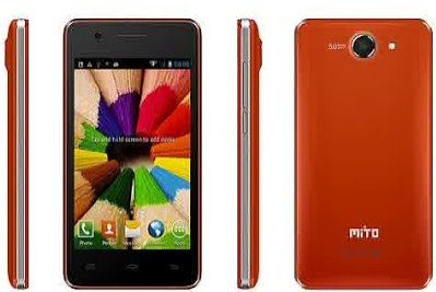 Spek Hape Mito A850i Android Murah