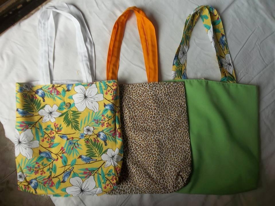 Bolsa De Juta E Tecido : Bolsa sacola ? tend?ncia para a primavera ver?o c h