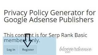 Privacy-policy-sign-up