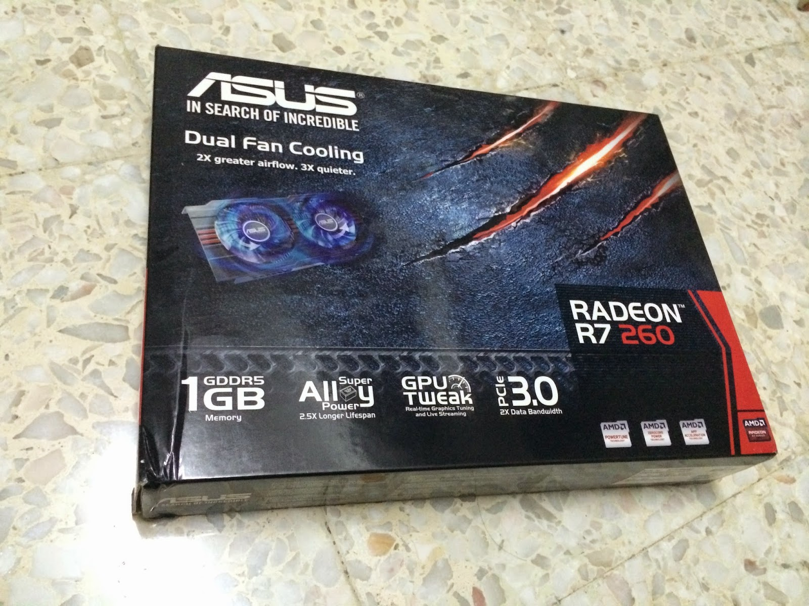 ASUS R7 260 Performance Review 27
