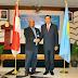 Dubes RI untuk Filipina Lantik Konsul Kehormatan RI Pertama di Koror