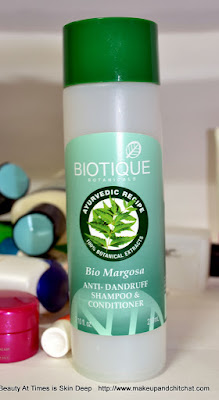 Biotique Bio Margosa Anti-dandruff Shampoo