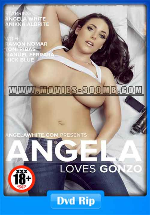 18 Angela Loves Gonzo 2016 200Mb Dvdrip Xxx-5017