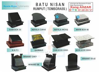 Model Batu Nisan Makam Kuburan Islam dan Kristen Terbaru  40 Model Batu Nisan Makam Kuburan Islam dan Kristen Terbaru