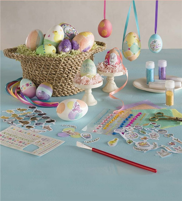 Crafty Creations Egg Decoupage Decorating Kit