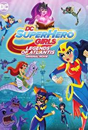 Watch DC Super Hero Girls: Legends of Atlantis Online Free 2018 Putlocker