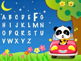 تعليم الحروف الإنجليزية للأطفال بأسهل طريقة EnglishforKids