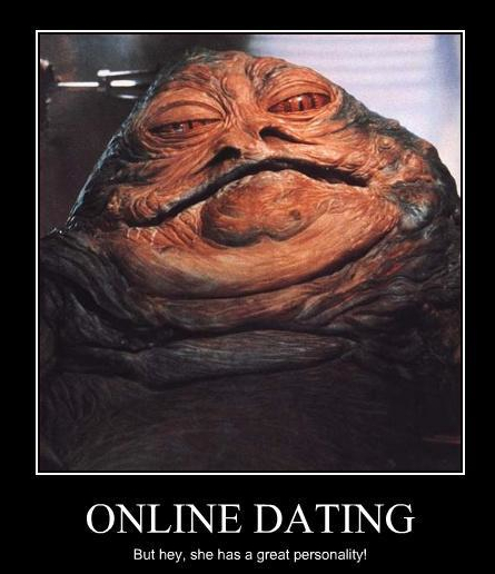 online dating sucks