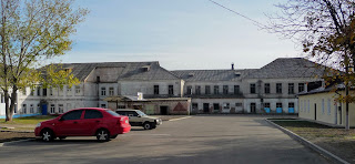 Васильківка. Вул. Соборна. Старий шкільний корпус