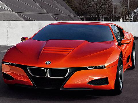 BMW M1 Concept 2008 Gambar Mobil