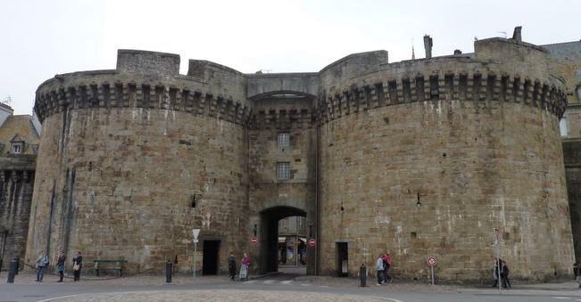 Grand Porte de Saint Malo.