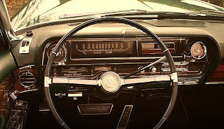 1964 Cadillac Eldorado Convertible Steering Wheel