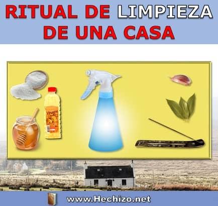 Ritual para Limpiar Una Casa Energías Negativas