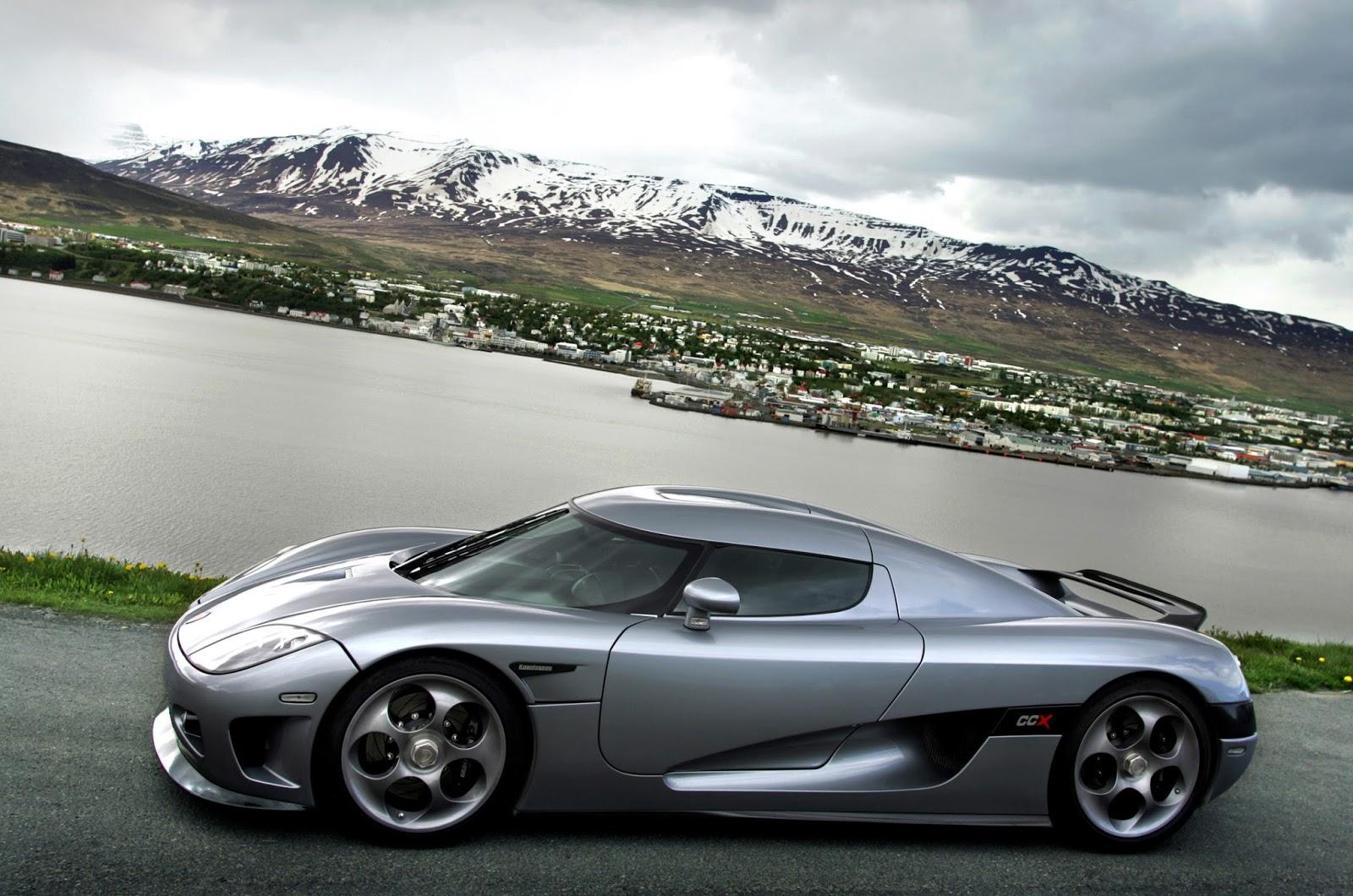 PLASTIMODEL: Koenigsegg CCX O Carro mais caro do Mundo